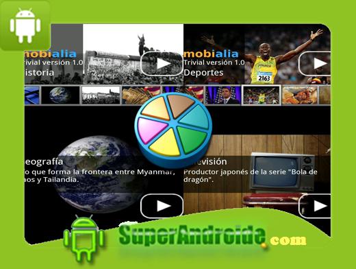 Juego] Trivial para android | SuperAndroide | Descargas para