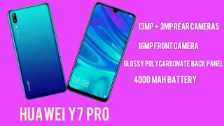 Huawei Y7 Pro 2019 Review! Price and Features