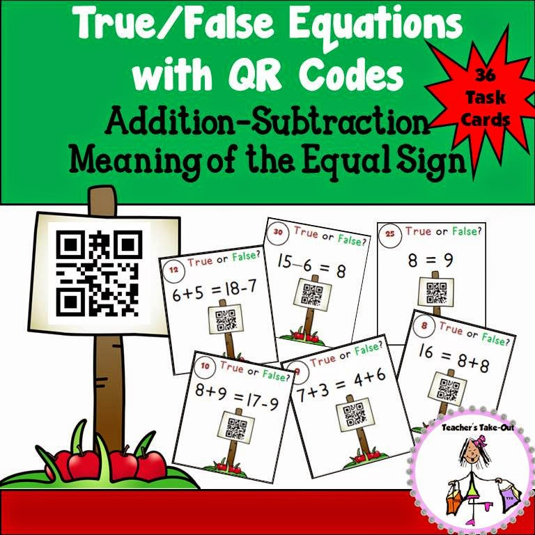True/False Equations