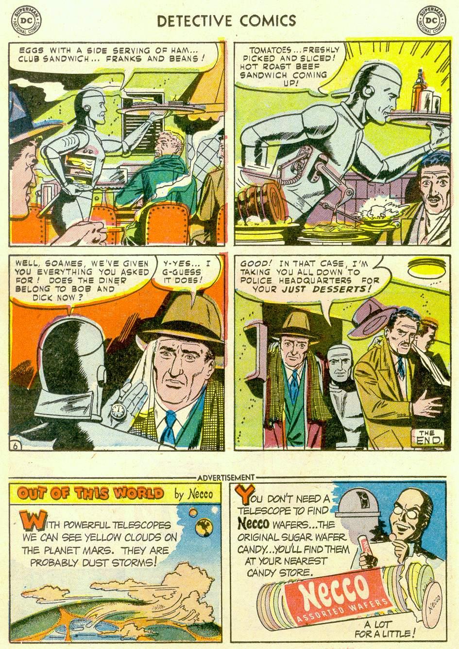 Read online Detective Comics (1937) comic -  Issue #184 - 32