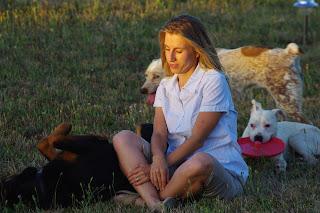 Renee Visentin Veterinary Nurse and Dog Trainer