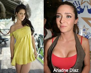 La Entrevista de Ariadne Díaz