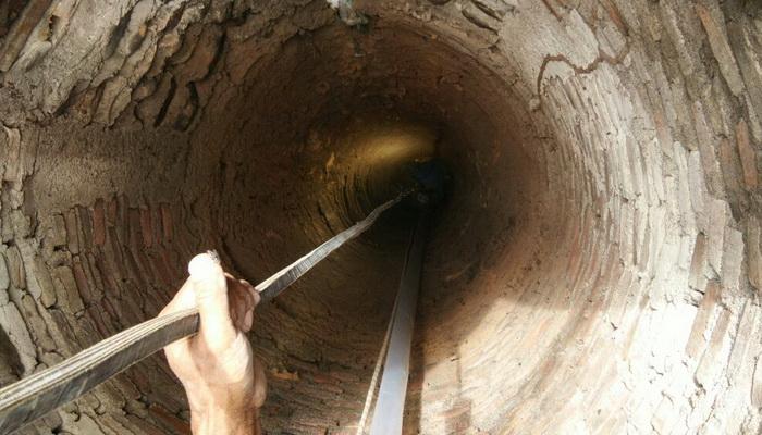 Sumur dimana Dewi boru Hutagalung dibuang setelah dibunuh suaminya