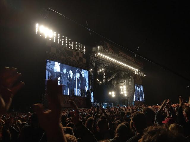 Depeche Mode, Open'er Festival 2018