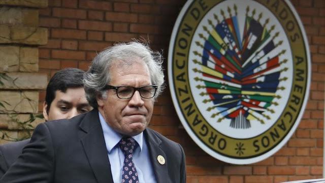 EEUU usa a la OEA para atacar a antiimperialistas como Venezuela