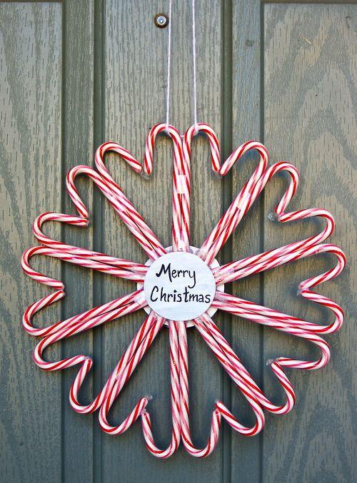 corona-bastoncitos-caramelo-navidad
