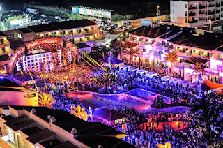 La mejor vida nocturna del mundo está en Ibiza