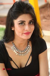 Telugu Actress Harini Stills at Dhyavudaa Movie Teaser Launch  0290.JPG