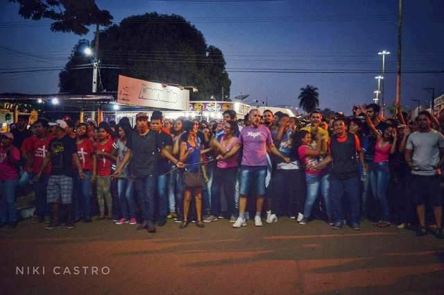 Marcha para Jesus ocorre neste sábado em Guajará-Mirim
