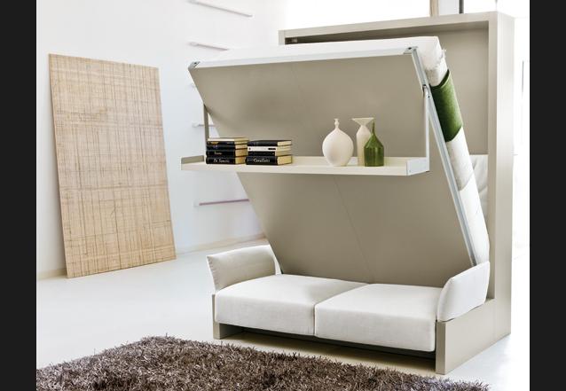 Muebles multifuncionales para espacios reducidosMuebles