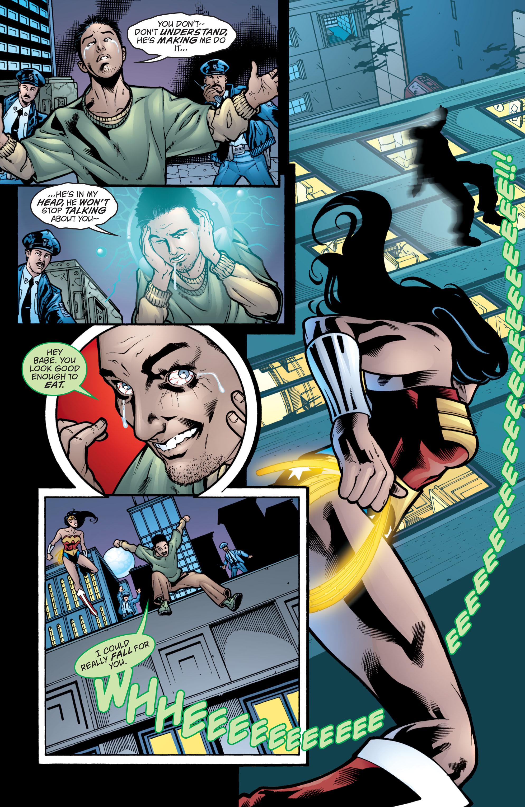 Read online Wonder Woman (1987) comic -  Issue #207 - 12