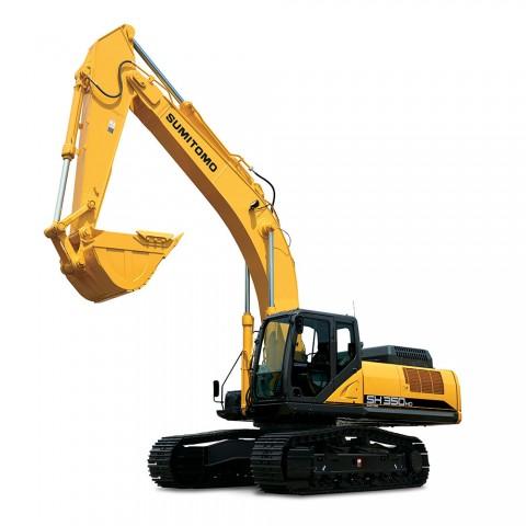 Sumitomo Excavators SH350HD-6