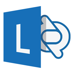 Preview of  Microsoft Lync 2013 Logo Icon