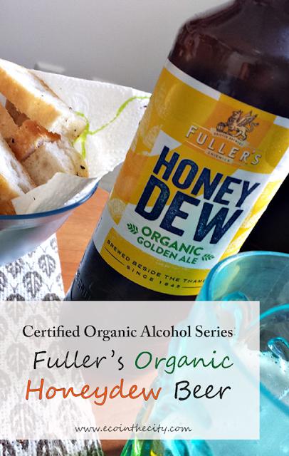 Fuller's Organic Honeydew Beer