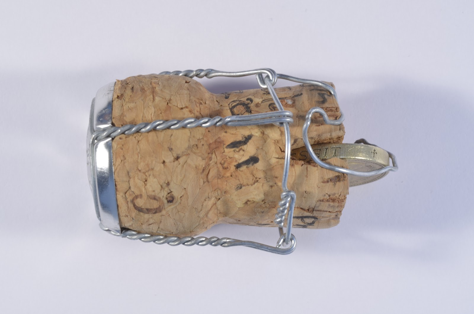 Small Blessings: My Lucky Cork