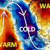 Καιρός: Η εξέλιξη της επερχόμενης κακοκαιρίας και τα τερτίπια της θερμοκρασίας