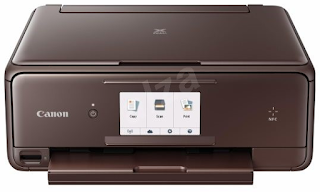 Canon PIXMA TS8053 All-In-One Inkjet Printer