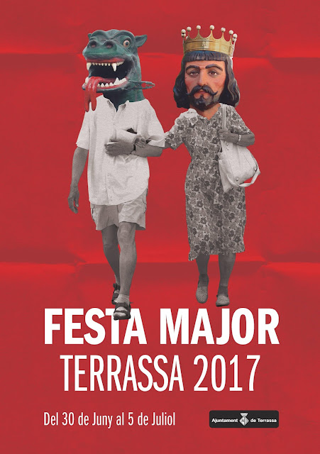 Festa Major de Terrassa 2017