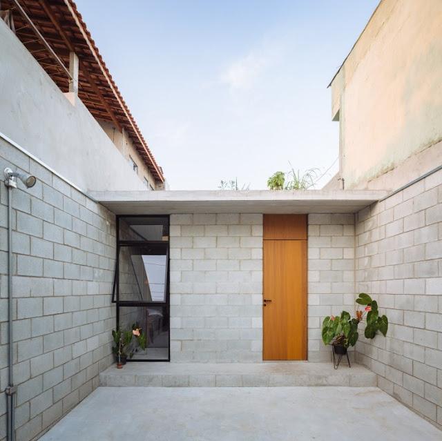 Το σπίτι μιας υπηρέτριας κερδίζει το διεθνές βραβείο αρχιτεκτονικής