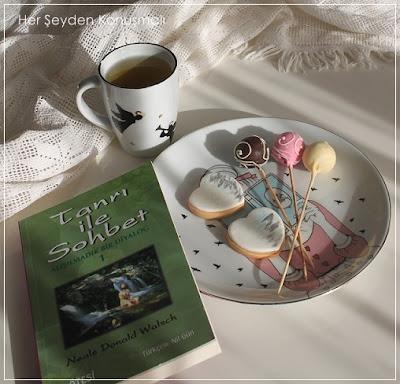 Tanrı ile sohbet kitap tanıtımı