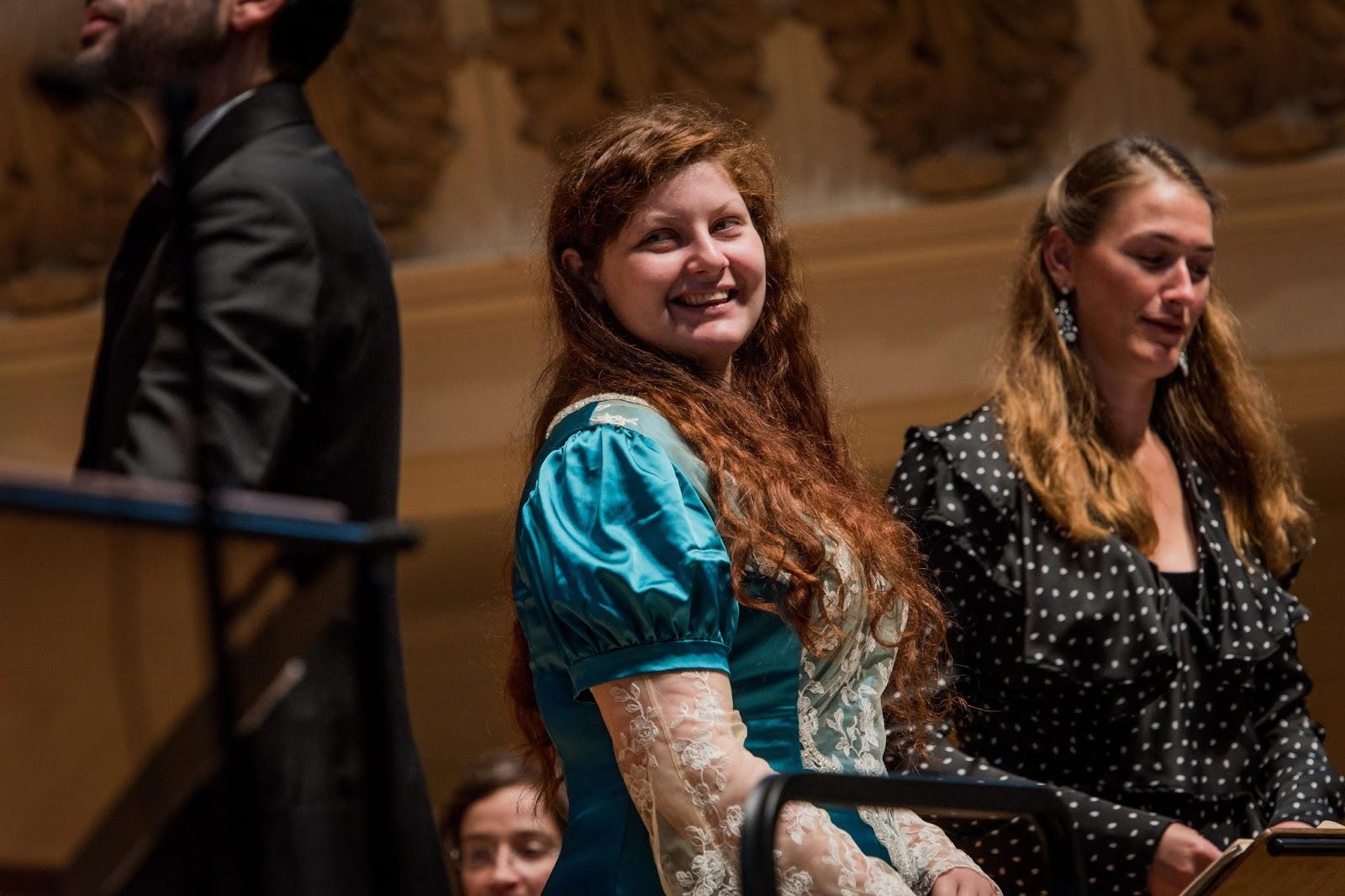 Leo Duarte, Maria Ostroukhova, Erica Eloff - Opera Settecento - Pergolesi: Adriano in Siria