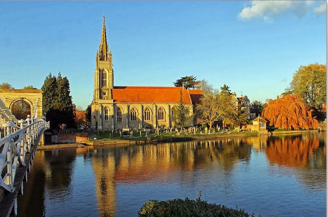 All Saints Church Marlow