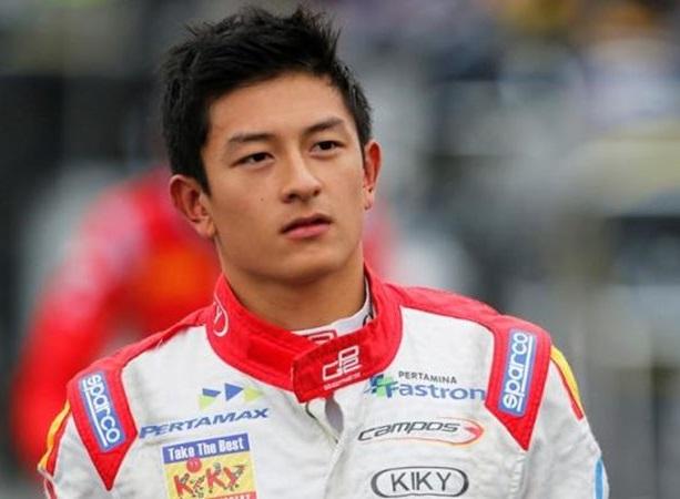 Rio Haryanto Mampu Sentuh Garis Finish Di GP F1 China