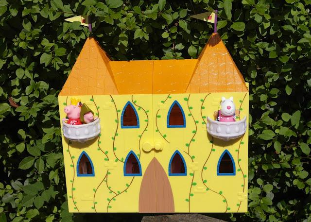 Princess Peppa's Palace - Review Character Toys Peppa Pig