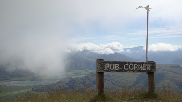 Flying Site Pub Corner New Zealand