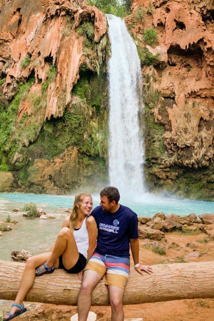 Havasu Falls Backpacking Trip
