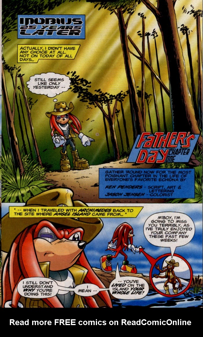 Read online Sonic The Hedgehog comic -  Issue #143 - 15