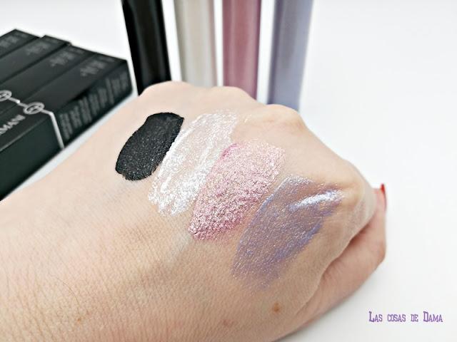 Tokyo Gardens  Giorgio Armani Eye Tint Swatches makeup maquillaje belleza coleccion
