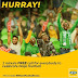 MTN is Giving out Free 1 Minute Call to All Customers to Celebrate Super Eagles Victory