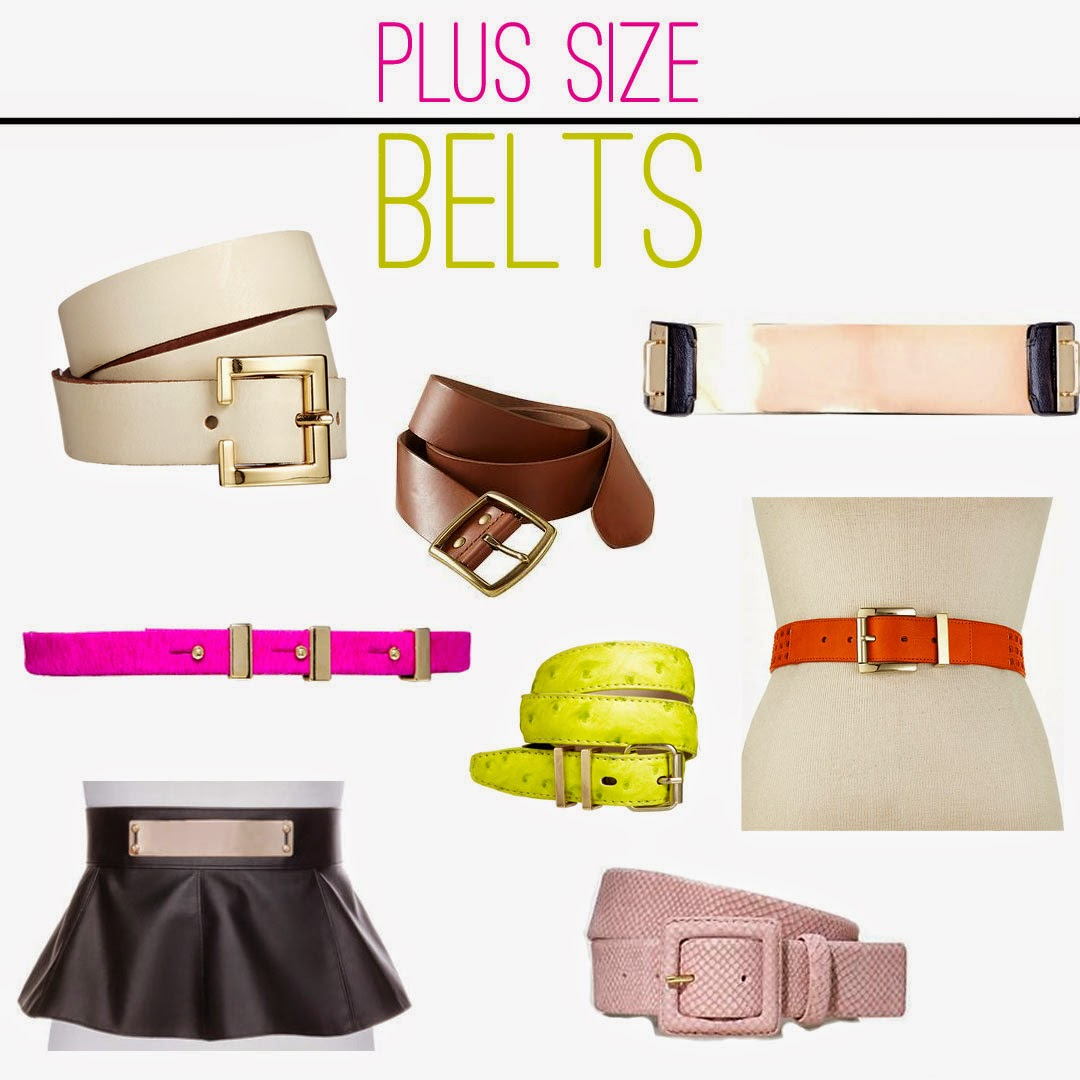 Plus Size Belts