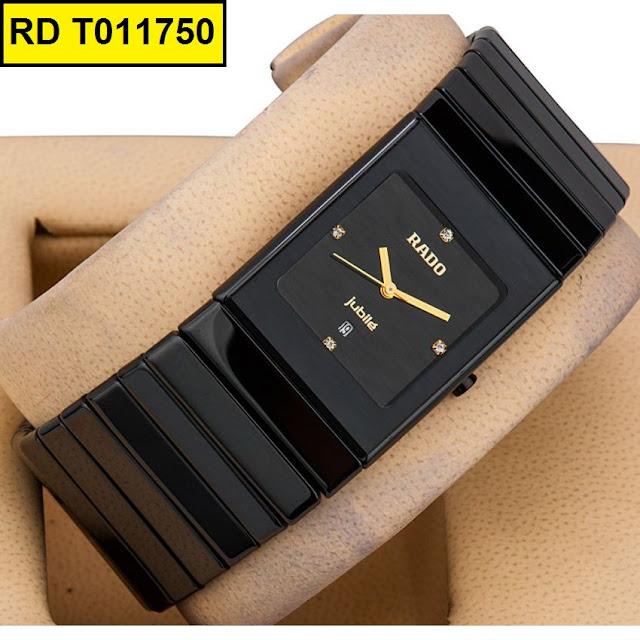 đồng hồ nam mặt chữ nhật