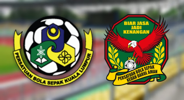 Live Streaming Kuala Lumpur vs Kedah 6.4.2019 Liga Super