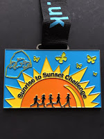 2015 Sunrise to Sunset Medal