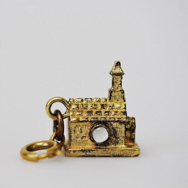 #thriftscorethursday Week 101 | Instagram user: suite22antiques shows off this Stanhope Church Charm