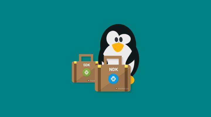 Cara Install Android SDK dan NDK di Linux