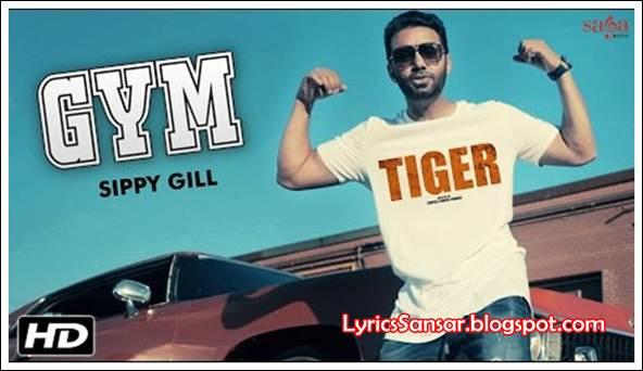 GYM LYRICS : Tiger | Sippy Gill