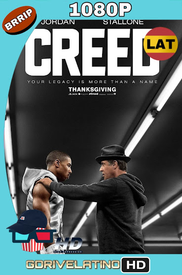 Creed (2015) BRrip 1080p Latino-Ingles mkv