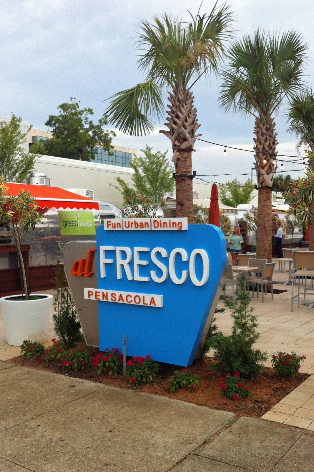 Al Fresco Love To Live In Pensacola Florida Al Fresco Food Carts
