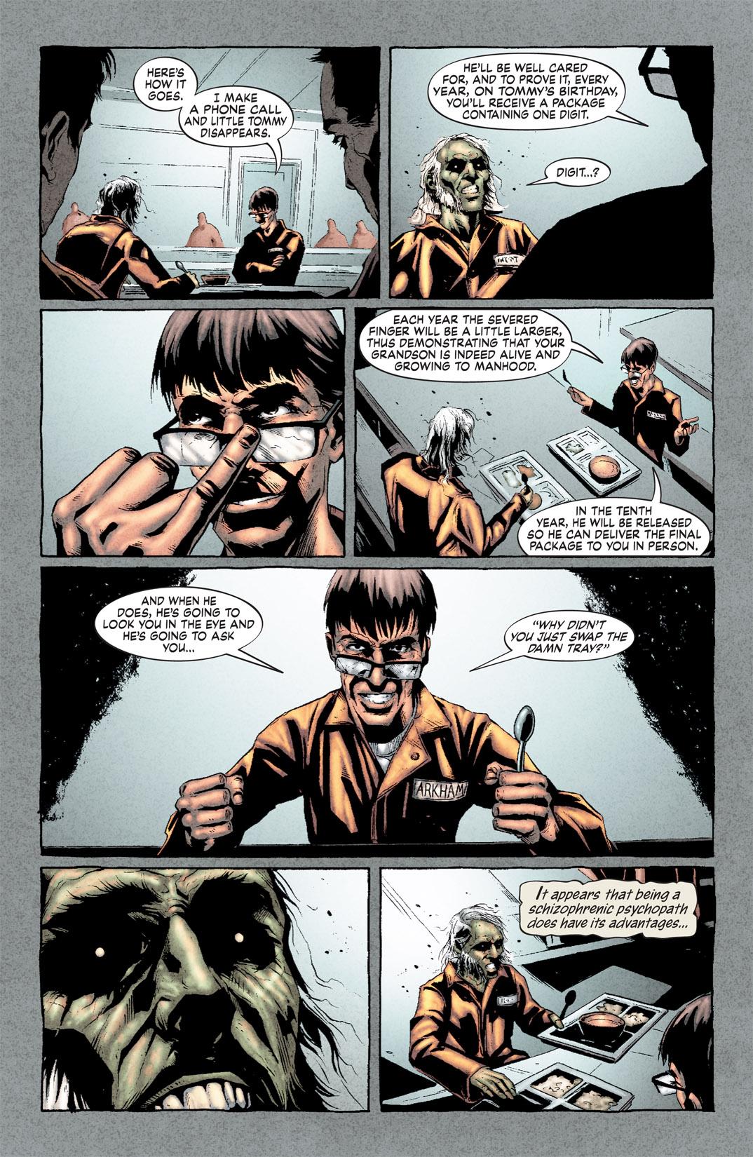 Detective Comics (1937) 864 Page 6