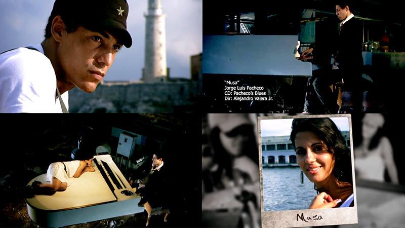 Jorge Luis Pacheco Campos - ¨Musa¨ - Videoclip - Dirección: Alejandro Valera. Portal Del Vídeo Clip Cubano - 01