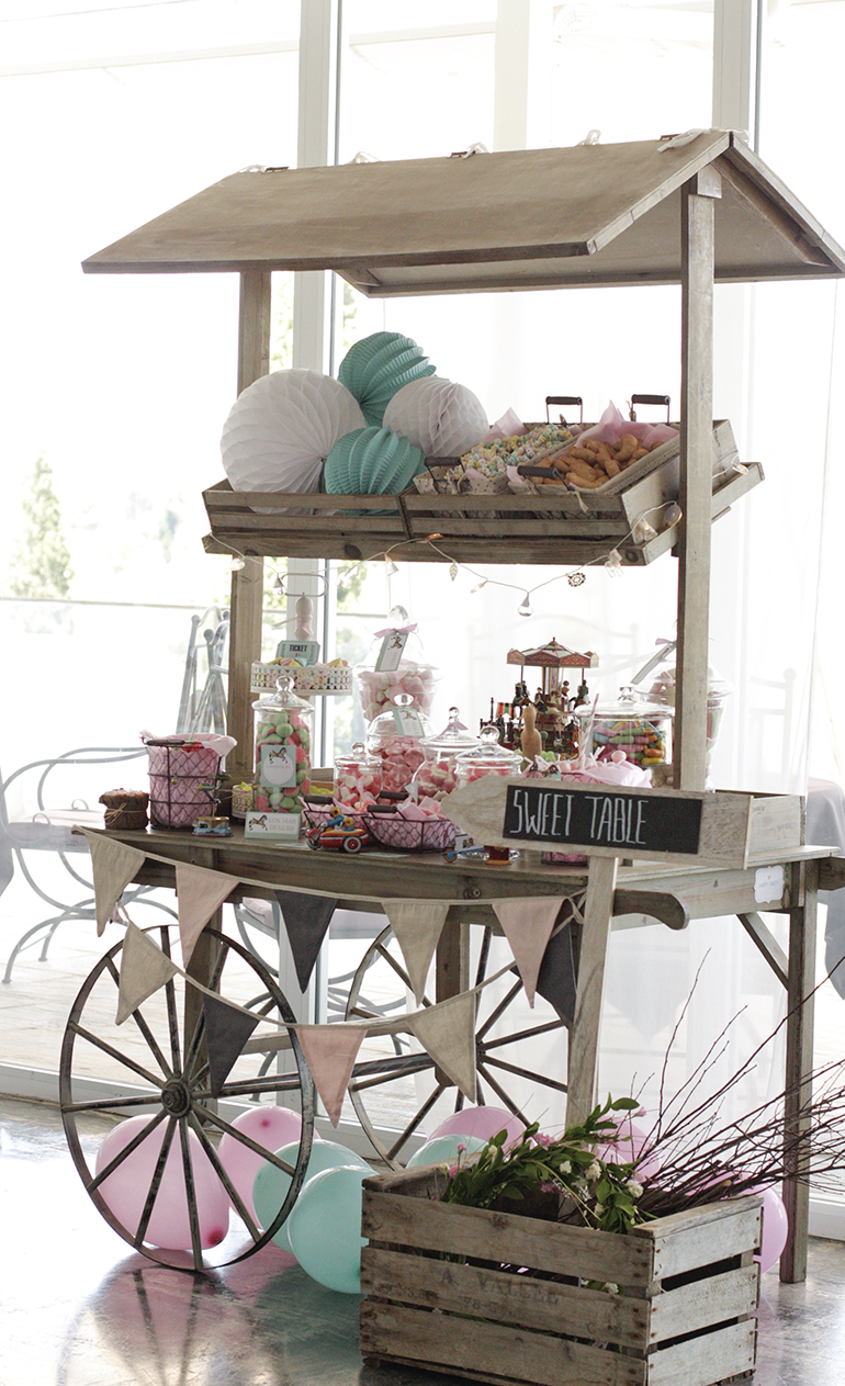 Decorar Con Chuches Una Comunion Happy Party