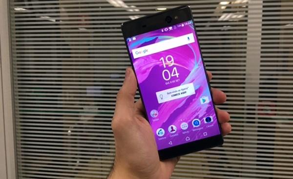 Xperia XA Ultra é a última cartada da Sony para selfies