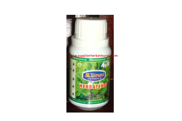 HerbaTensi Al Biruni (Hipertensi/Darah Tinggi)