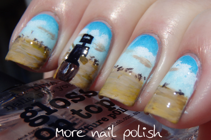 31DC2014: Inspired by Artwork - Sidney Nolan\'s Ned Kelly ~ More Nail ...
