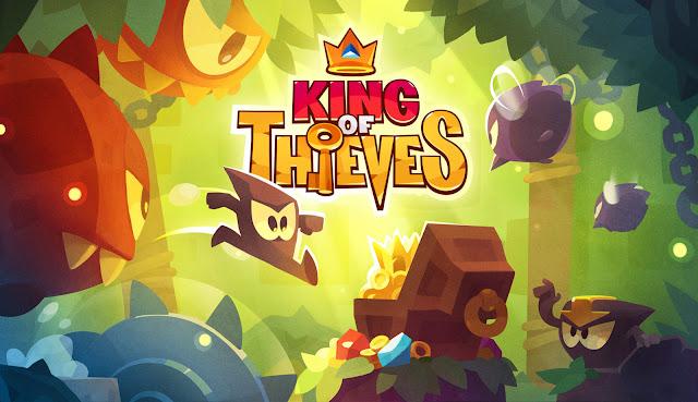 تحميل لعبة زعيم اللصوص King of Thieves للكمبيوتر والموبايل الاندرويد برابط مباشر مجانا