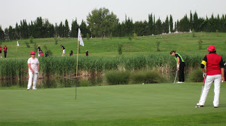Fase Final Interclubs Femeni FCPP Pitch & Putt 2012 al P&P Lleida